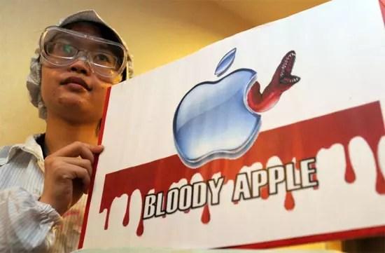 Πόσες ανθρώπινες ζωές κοστίζει ένα iPad και ένα iPhone;