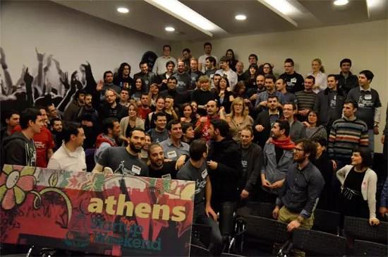 4ο Startup Weekend Athens, Οι προτάσεις που διακρίθηκαν