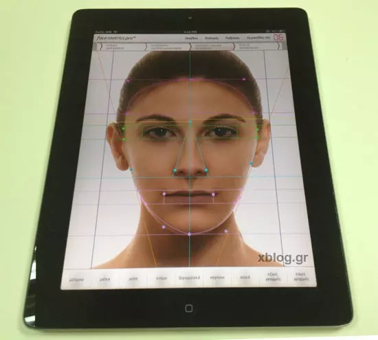 Face Metrics Pro HD for iPad
