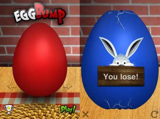 Egg Bump iPhone App
