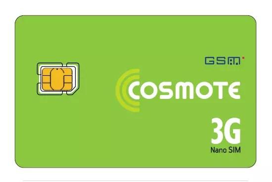 Nano SIM για iPhone 5