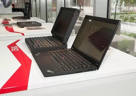 Lenovo: 20 χρόνια ThinkPad, 20 χρόνια καινοτομία