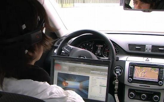 Αυτοκίνητο με ραντάρ και κάμερες εντοπίζει τους πεζούς