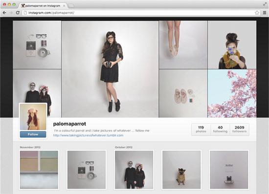 Instagram: Έρχονται τα Web Profiles