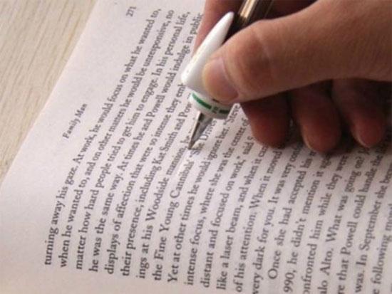 Στυλό που μεταφράζει ό,τι διαβάζετε!