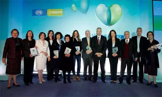 Μισό εκατ. ευρώ έδωσαν ΟΤΕ - Cosmote σε οργανισμούς για παιδιά