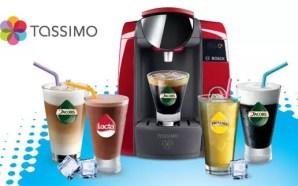 TASSIMO: Περισσότερο καλοκαίρι, περισσότερα παγωμένα ροφήματα όπως στα καλά cafe