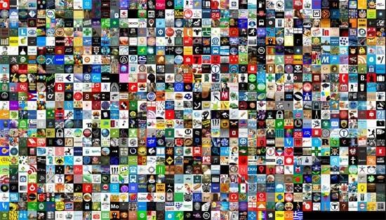 1.000 εφαρμογές από Έλληνες developers στο Windows Phone Store