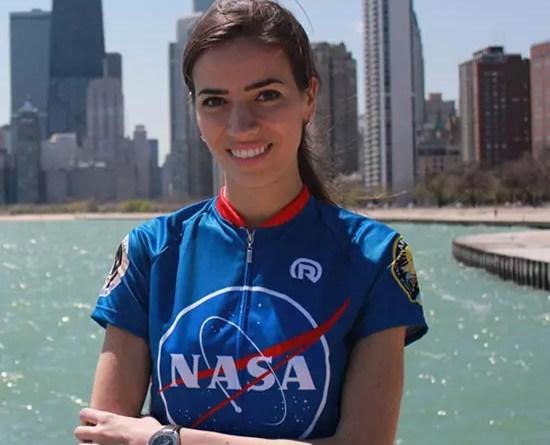 Ελένη Αντωνιάδου: Η 25χρονη Ελληνίδα που εργάζεται στη NASA