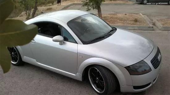 Audi TT αγγελία
