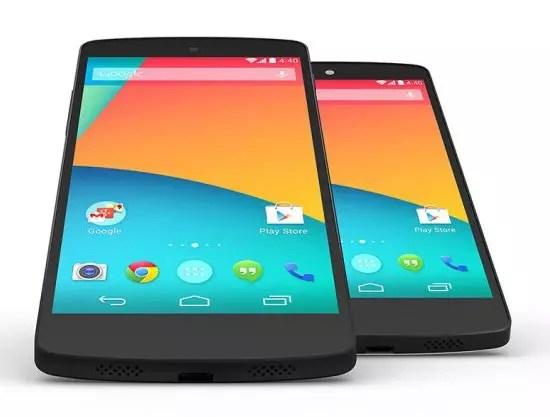 Google Nexus 5 by LG