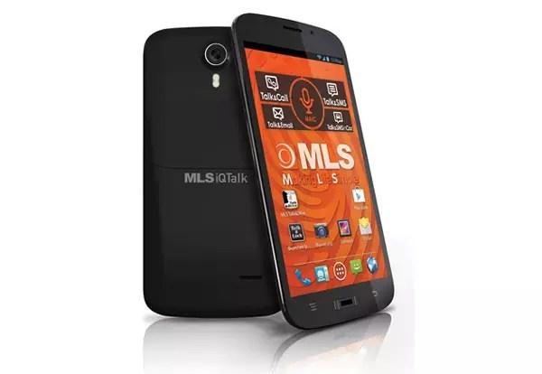 MLS iQTalk Fingerprint