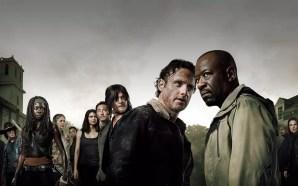The Walking Dead: Η Νο.1 τηλεοπτική σειρά για τέταρτη χρονιά