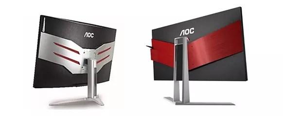AOC AGON Lineup