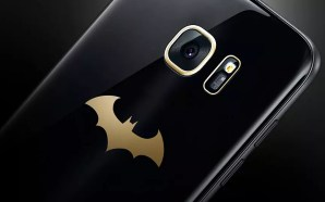Samsung Galaxy S7 edge Injustice Edition: Το κινητό του Batman