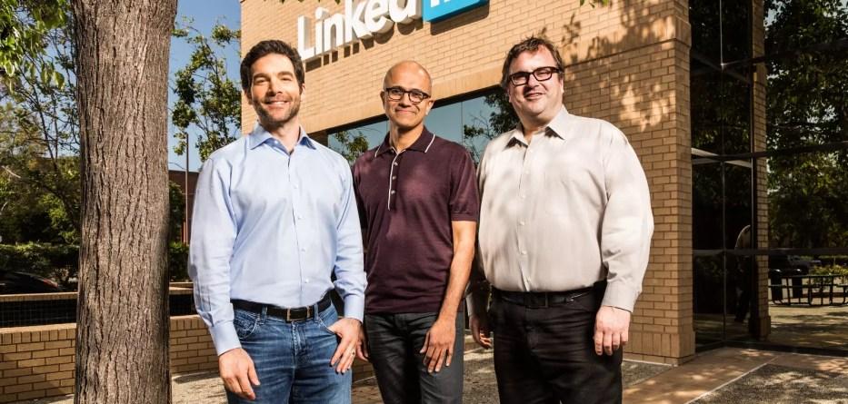 Microsoft to buy LinkedIn