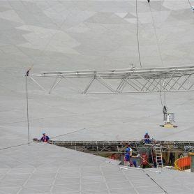 Ραδιοτηλεσκόπιο FAST Κίνας (9)