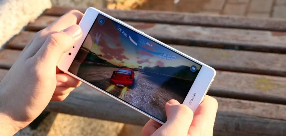 Gaming on Huawei P9 Lite