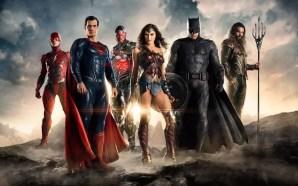 Η πρώτη εικόνα με όλους τους ήρωες του Justice League