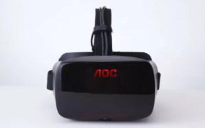 Η AOC παρουσίασε το πρώτο της VR headset