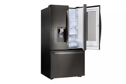 LG Door in Door fridge (2)