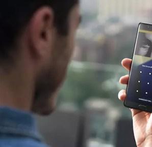 Samsung Galaxy Note 7 - Iris