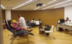 Data Communication Εθελοντική Αιμοδοσια