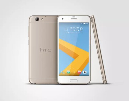 HTC One A9s gold
