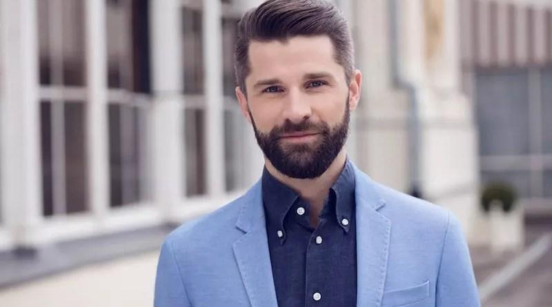 Ο Matt Komorowski, ο νέος ηγέτης της τοπικής ομάδας στην Κεντρική και Ανατολική Ευρώπη