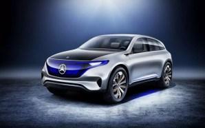 Η Mercedes παρουσίασε το σπορ ηλεκτρικό SUV Generation EQ