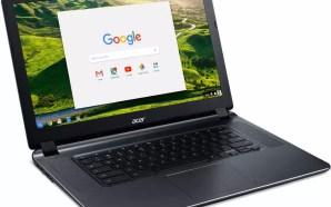 Νέο Acer Chromebook 15 (2016) με 15.6″ οθόνη στα $199