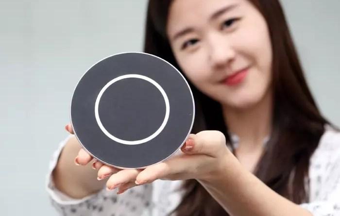 LG Quick Wireless Charging Pad 15W