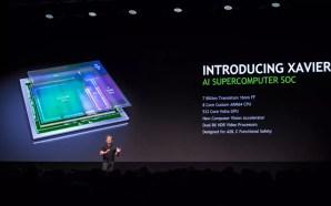 NVIDIA Xavier: Ένας AI υπερυπολογιστής για αυτοκίνητα
