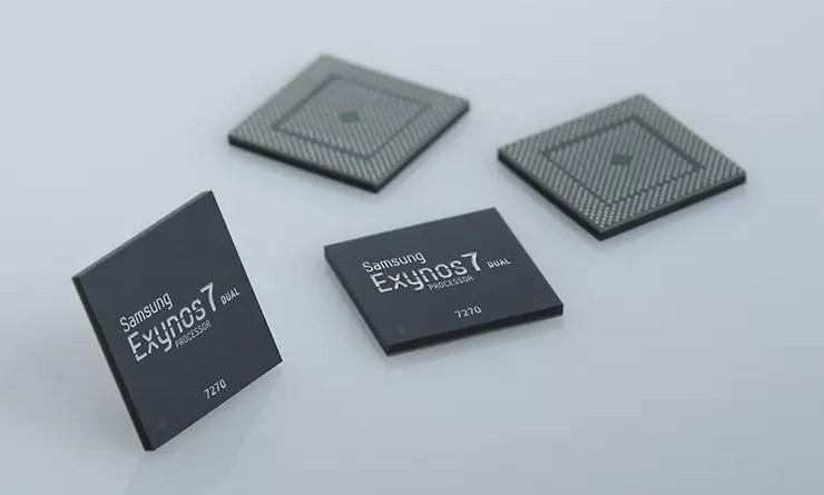 Samsung Exynos 7 Dual 7270 AP