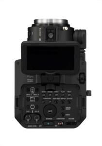 fs-100-top-210x300 Sony FS-100 Super 35mm NXCAM Camcorder Announced.