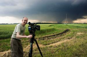 Shooting-Tornado2-sm-300x199 Storm Chasing Tour and Workshop, 2014.