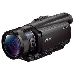 AX100-1 Go big but go small! 4K in a compact package.