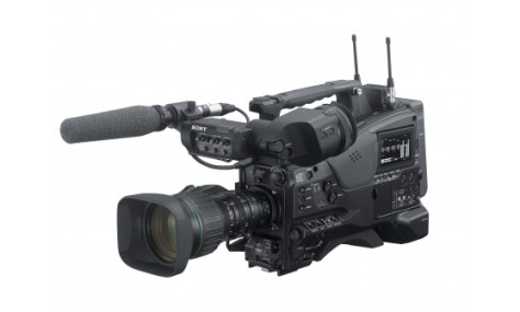 PXW-X400 Big Sky News Investment in Sony XDCAM.