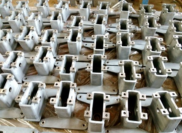 ductile iron casting frames