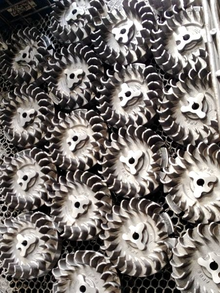 iron casting gears