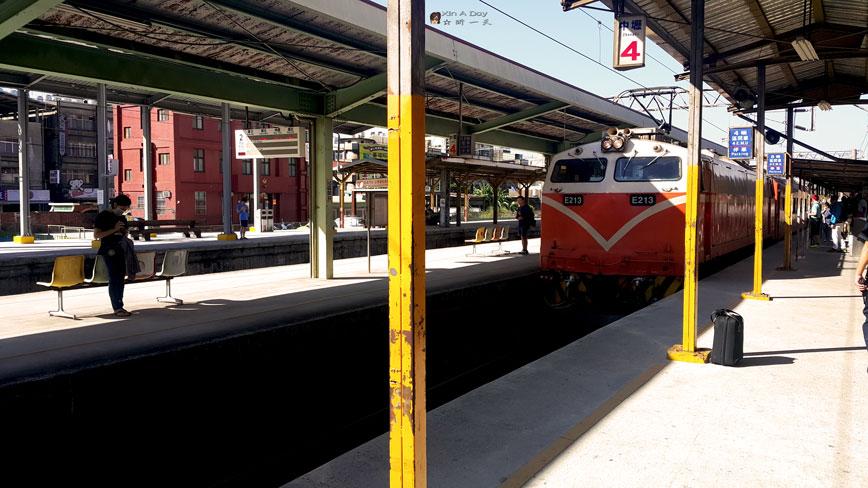 中坜火车站