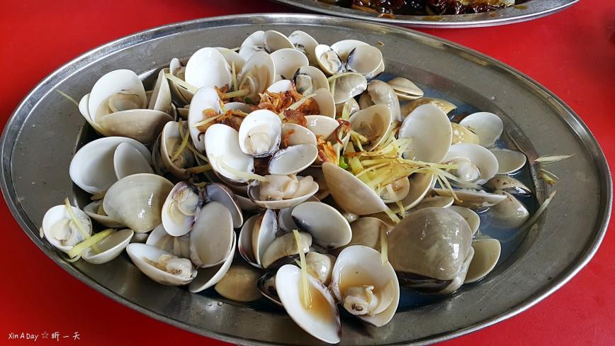 Sekinchan lunch
