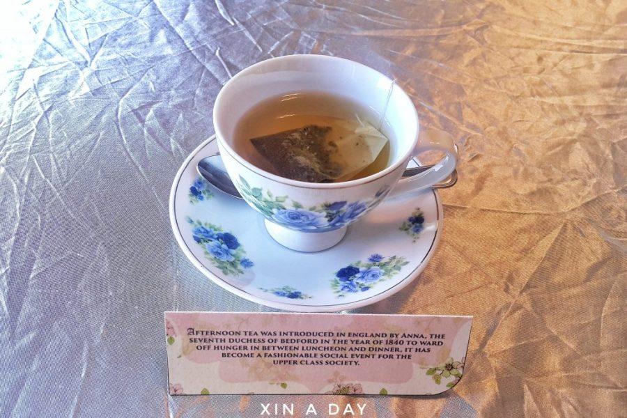 丽星邮轮天秤星号 • 皇家下午茶 Superstar Libra Royal Afternoon High Tea-01