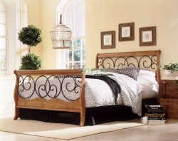 Congenial Autumn Brown Honey Oak Finish By Fashion Bed Group Romantic Atmosphere To Your Masterbedroom Or Use It As A Guest Room Comes Add This Dunhill Bed And King Dunhill Bed A