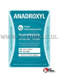Anadroxyl Oximetolona