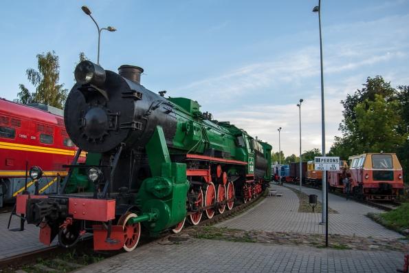 Dzelzceļa muzejs