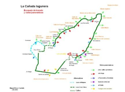 La Cañada Lagunera