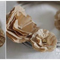 DIY: Blumenkranz aus Papier