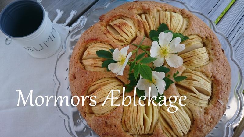 Mormors Æblekage - Apfelkuchen aus alten Zeiten