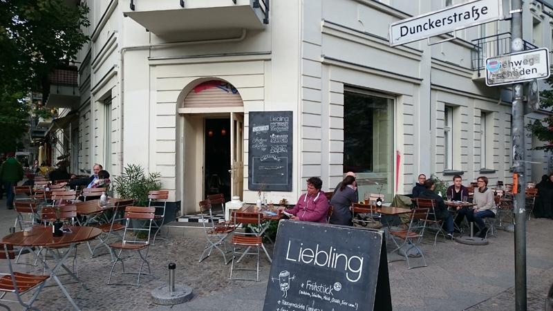 Café-Tipp für Berlin: Café Liebling